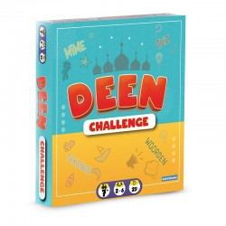 Deen Challenge Quiz Spel - Osratouna