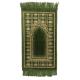 Tapis ultra doux pour enfant (33 x 58 cm) - couleur vert