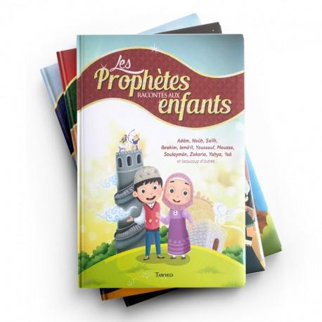 Pack : histoires pour enfants (5 livres)  - éditions Tawhid