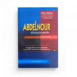 AbdelNour Dictionnaire Détaillé Français-Arabe - Edition Dar El-Ilm Lil-Malayin