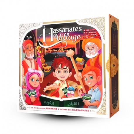 Jeu De Société Hassanates Village (De 7 À 99 Ans) - Sana Kids