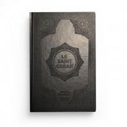 Le saint Coran - arabe français - noir - Librairie El-Azhar