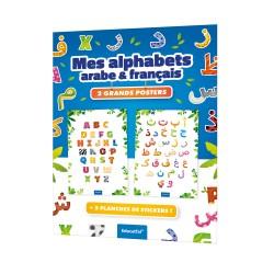 MES ALPHABETS ARABE ET FRANCAIS - EDUCATFAL