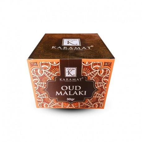 Encens Bakhour Oud Al Malaki 30g   Karamat Collection