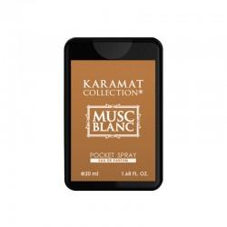 Musc Blanc Parfum de poche 20ml - Karamat Collection