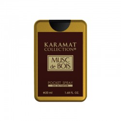 MUSC DE BOIS PARFUM DE POCHE 20ML - KARAMAT COLLECTION