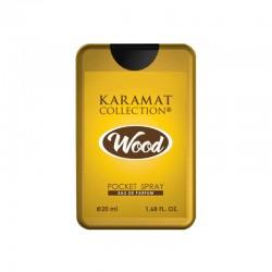 WOOD PARFUM DE POCHE 20ML - KARAMAT COLLECTION