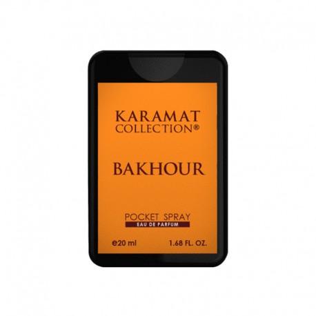 BAKHOUR PARFUM DE POCHE 20ML - KARAMAT COLLECTION