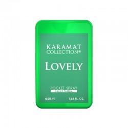 LOVELY PARFUM DE POCHE 20ML - KARAMAT COLLECTION