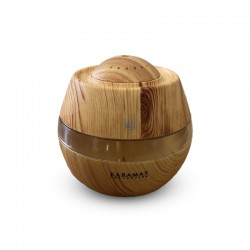 Diffuseur Ball d'huile essentiel - bois - Karamat