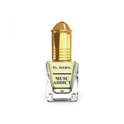 MUSC ADDICT - EXTRAIT DE PARFUM - El Nabil