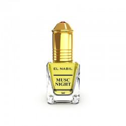 MUSC NIGHT - EXTRAIT DE PARFUM - El Nabil