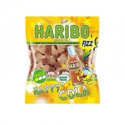 Bonbon Haribo - Happy Cola Fizz - 100g